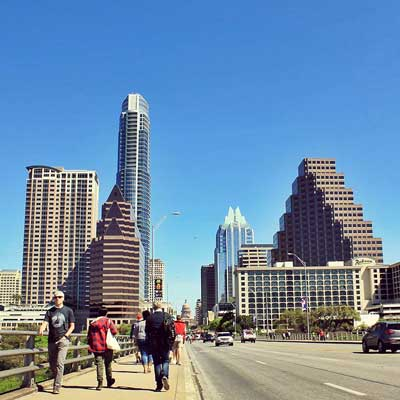 Places in Austin