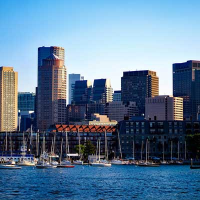 Places in Boston