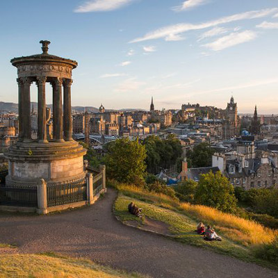 Places in Edinburgh