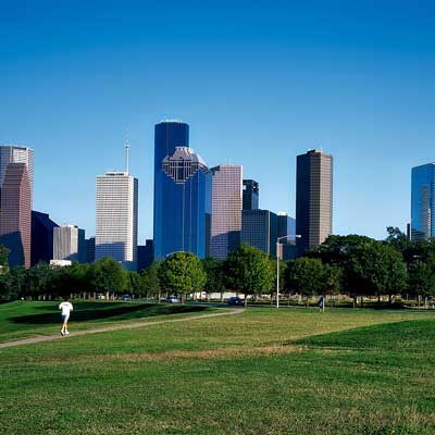 Places in Houston