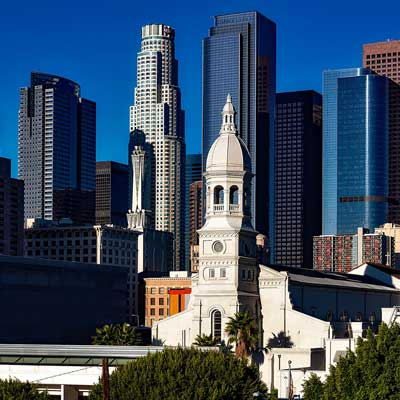 Places in Los Angeles
