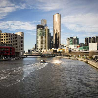 Places in Melbourne